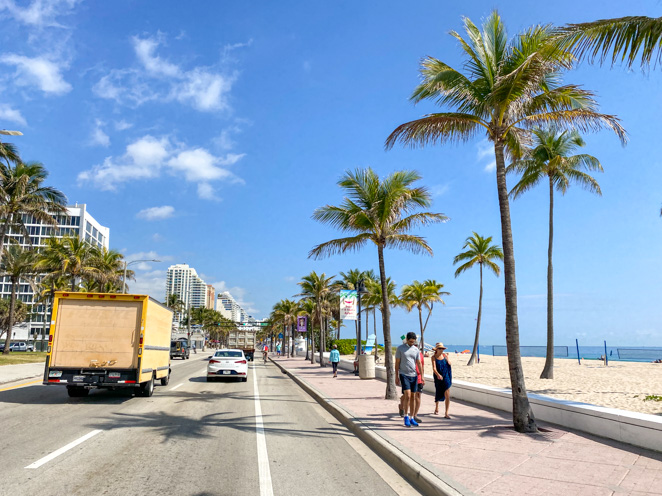Drive To Florida Keys From Miami
