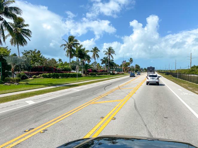 Road trip guide to Florida Keys