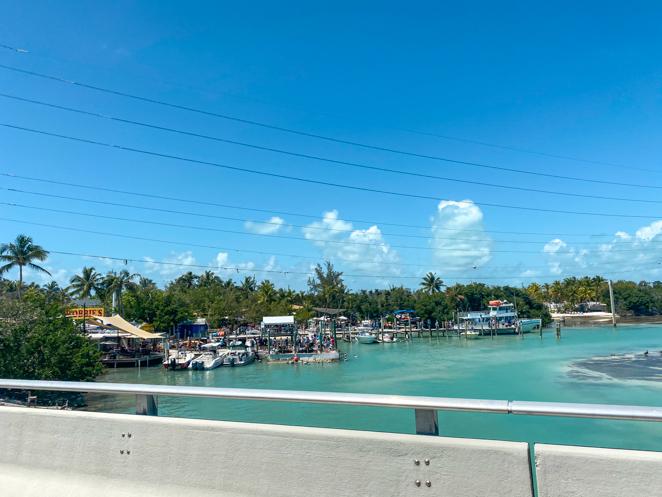 Robbies on a Florida Keys Road Trip