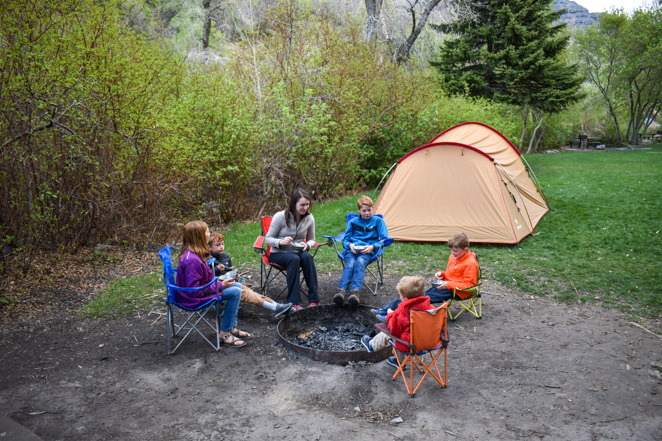 best family camping tent camping with kids