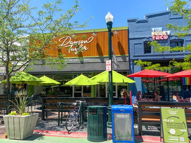 Dawson Taylor Boise Coffee Roasters_