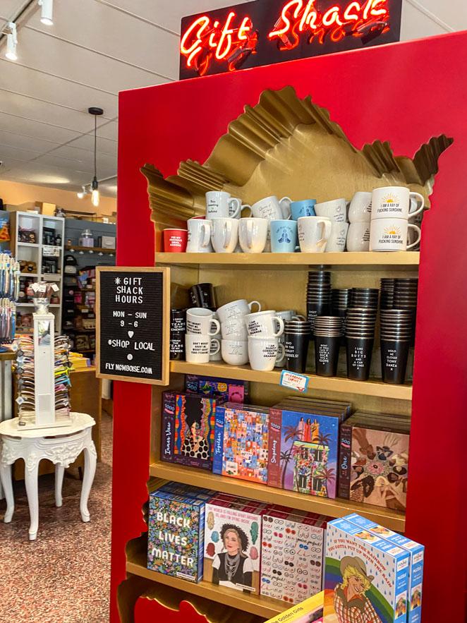 Flying M Boise Idaho Coffee Shops