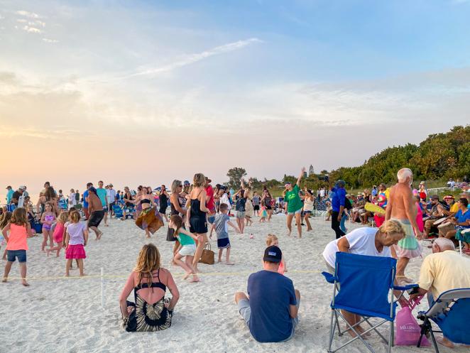 Venice-Florida-Things-To-Do-Nakomis-Drum-Circle
