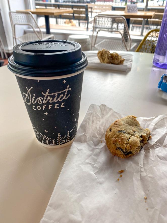 best coffee shops downtown Boise
