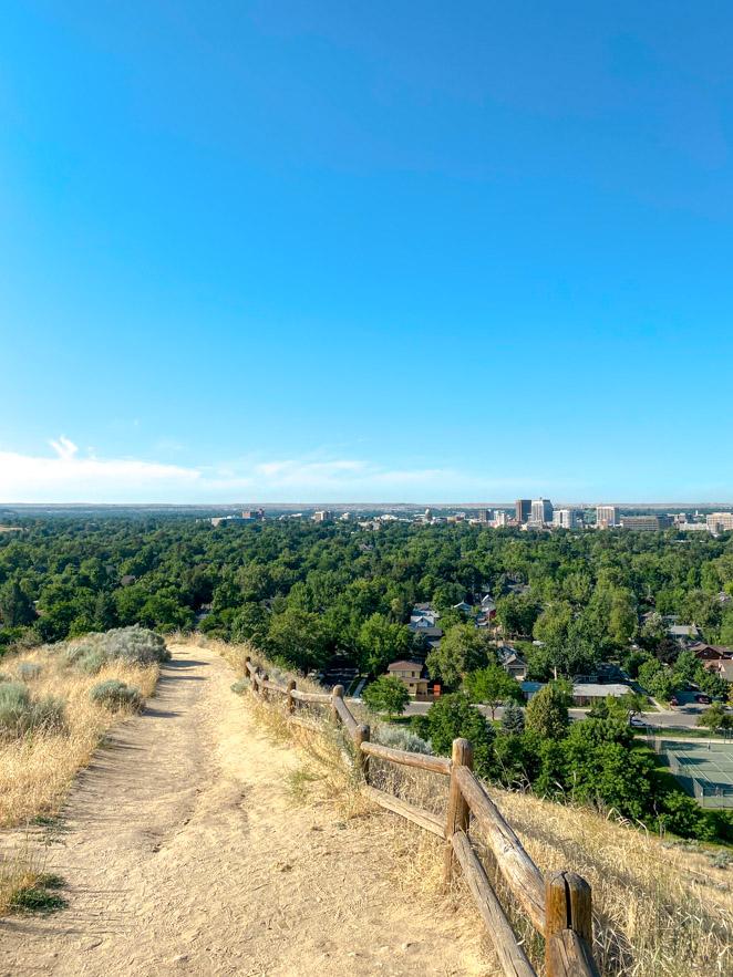 Best Boise Hikes in Idaho