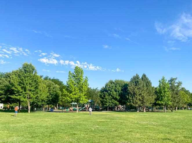 Camel's Back Park Playground Boise Idaho