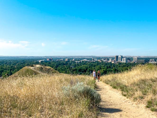 Hikes Around Boise