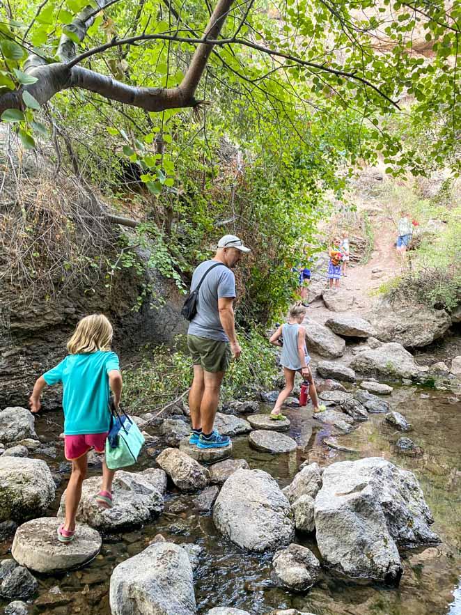 Hiking Trails Near Boise Jump Creek Falls