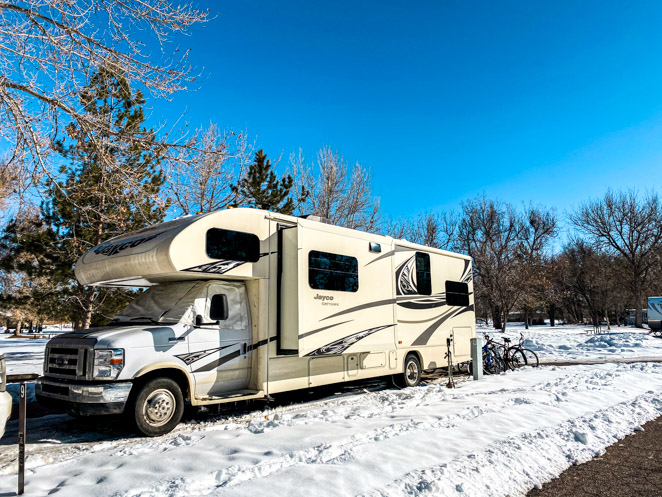 Best Space Heater For RV Life to Stay Warm