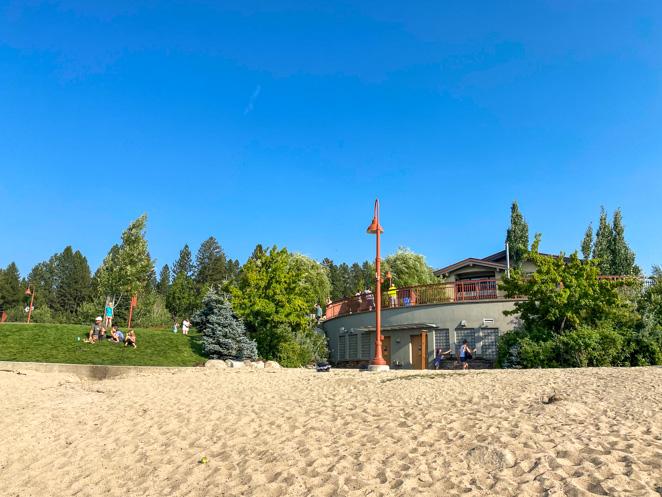 Legacy Park and Beach McCall